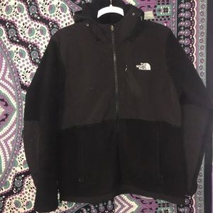 North Facet Jacket with Hood